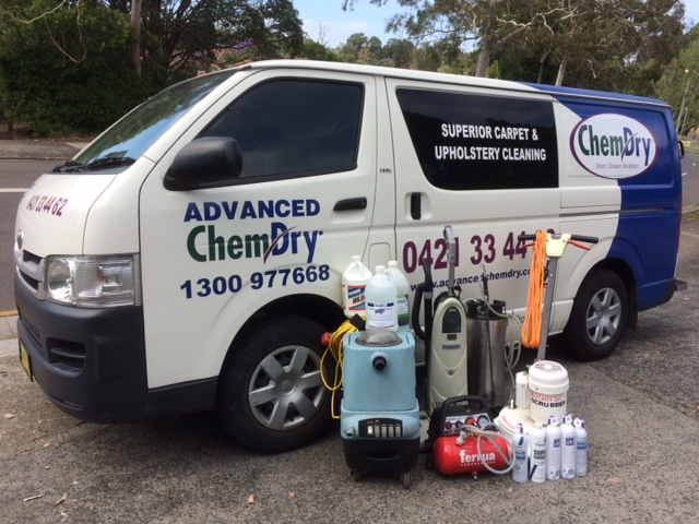 best carpet and upholstery cleaner in north sydney - image